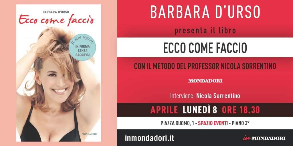 INVITO presentazione libro d'Urso 8 aprile 2013